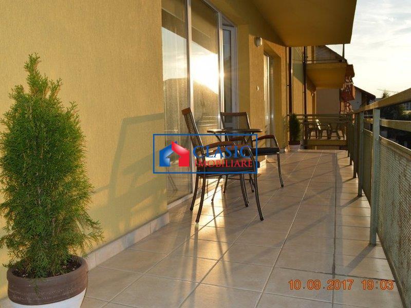 Inchiriere Apartament 2 camere de LUX in Andrei Muresanu, Cluj Napoca