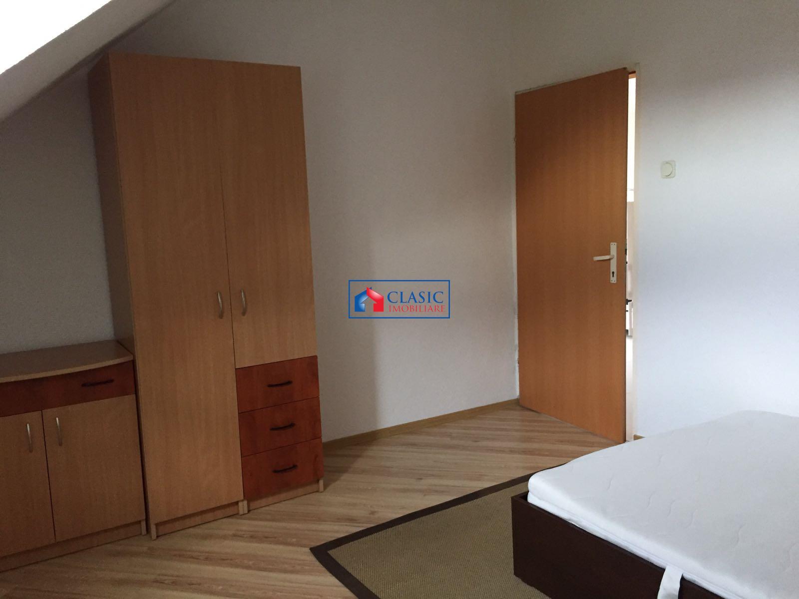 Inchiriere apartament 3 camere decomandate in Zorilor  zona Ciresilor