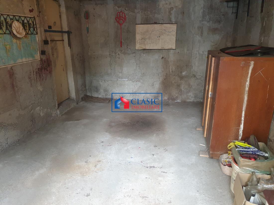 Apartament 4 camere cu 3 balcoane si garaj in Manastur, OMV