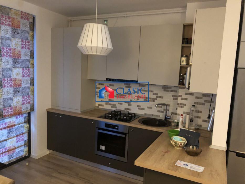 Vanzare Apartament 2 camere de LUX Borhanci   Mega Image, Cluj Napoca