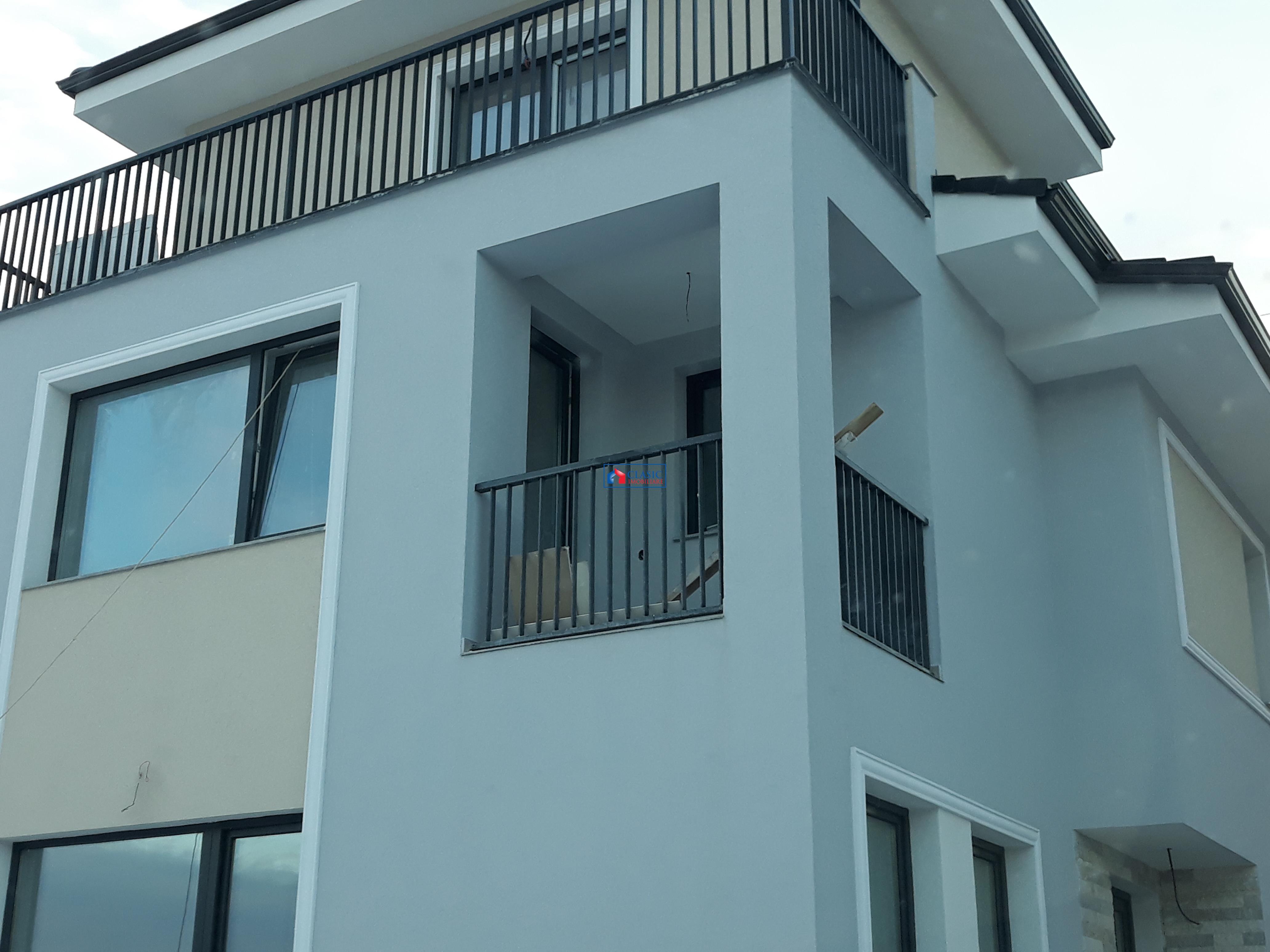 Vanzare casa tip duplex Borhanci   Capat Brancusi, Cluj Napoca