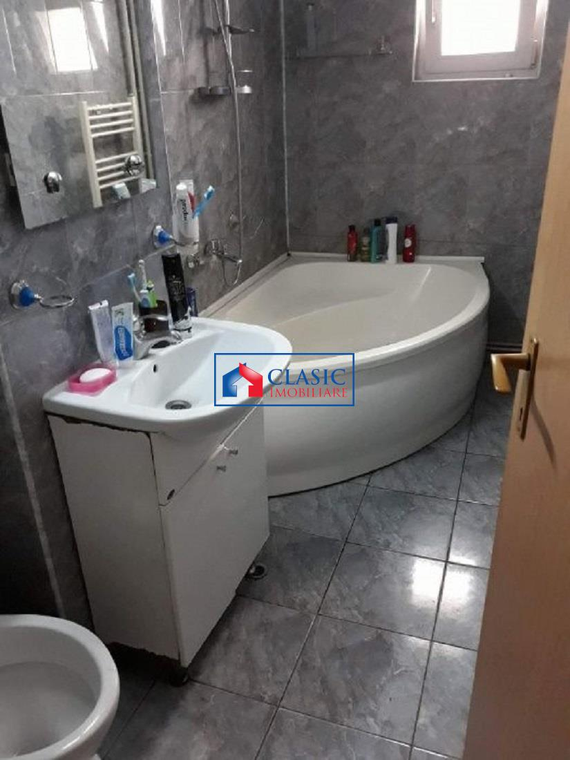 Apartament 3 camere 73 mp cu garaj in Manastur, Billa