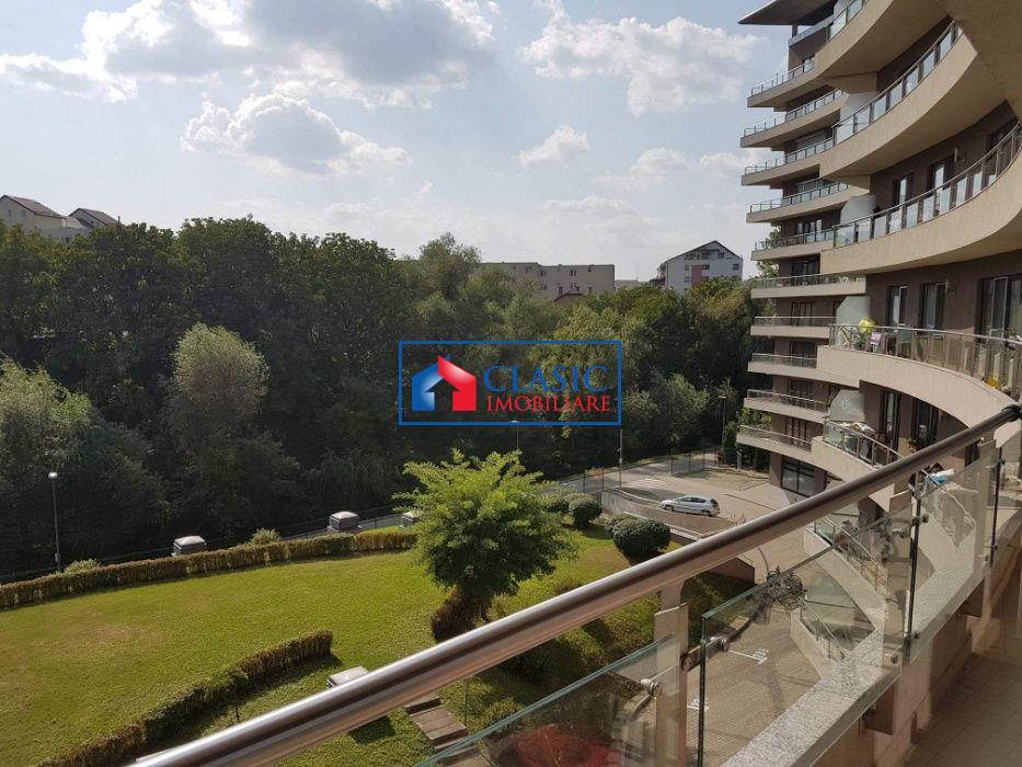Inchiriere Apartament 2 camere de LUX in Plopilor, Cluj Napoca