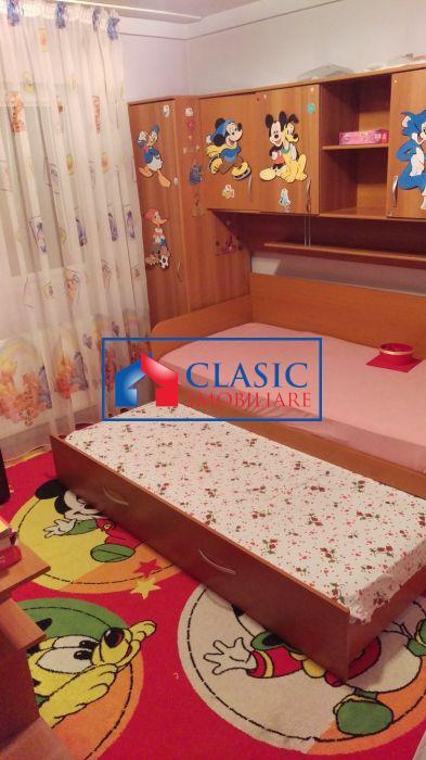 Inchiriere Apartament 3 camere decomandate modern in Marasti