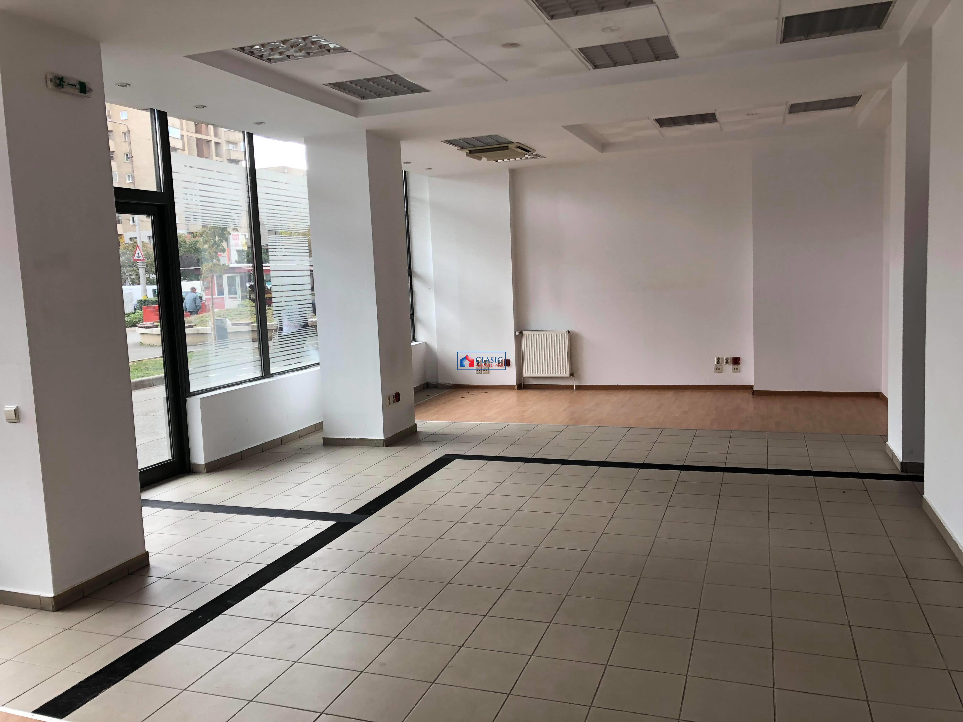 Inchiriere Spatiu comercial 117 mp in Marasti, Cluj Napoca