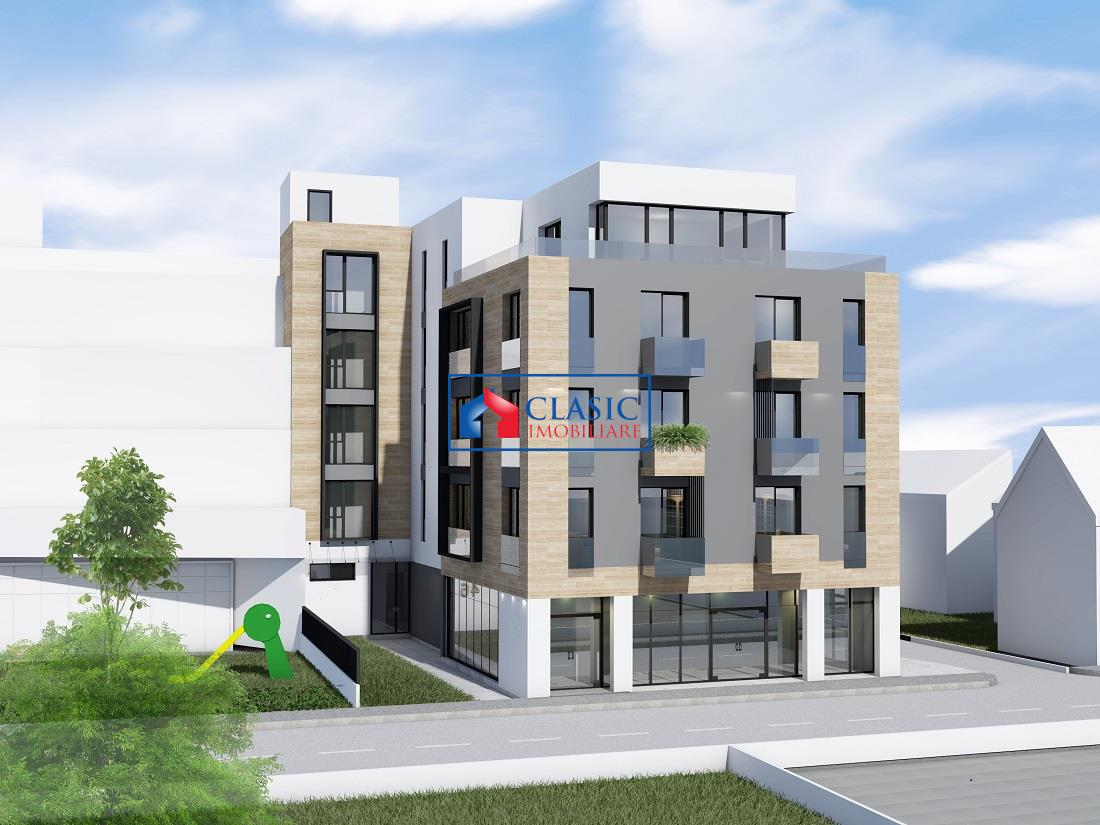 Apartament 3 camere in Centru, Clinica D. Stanca