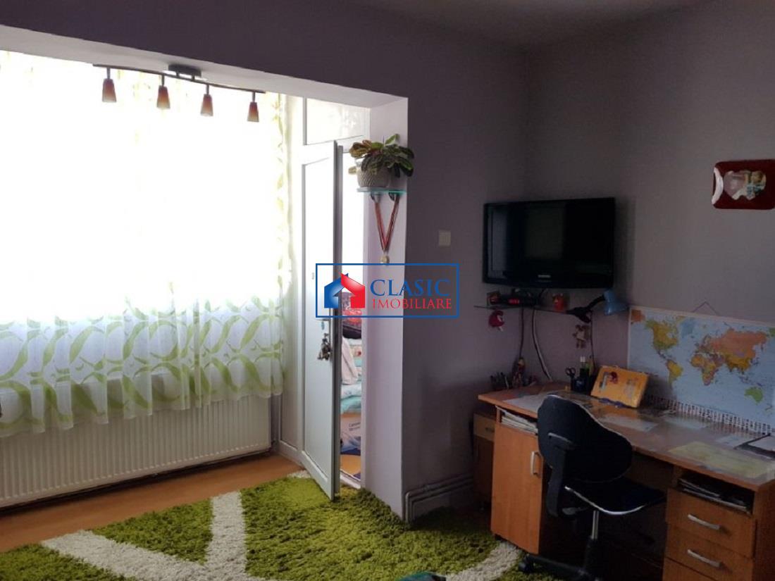 Apartament 2 camere decomandat in Manastur, P ta Flora