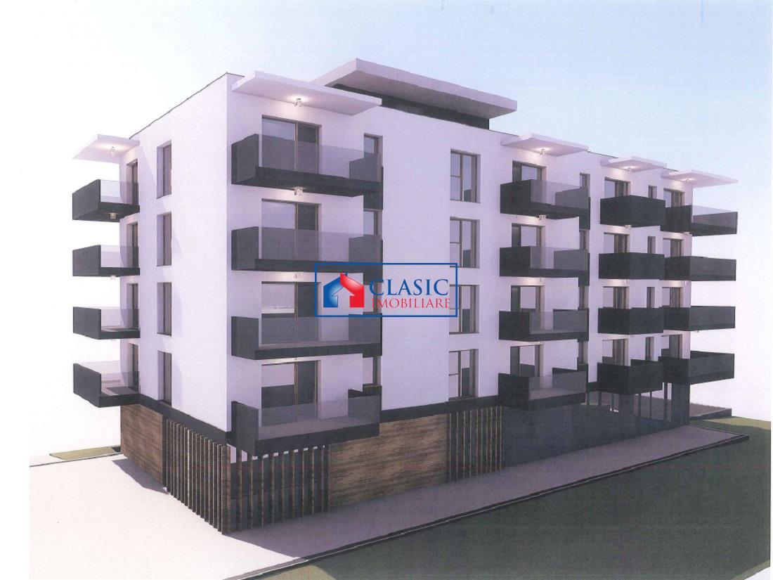 Apartament 2 camere cu terasa in Marasti, Intre Lacuri, Iulius Mall