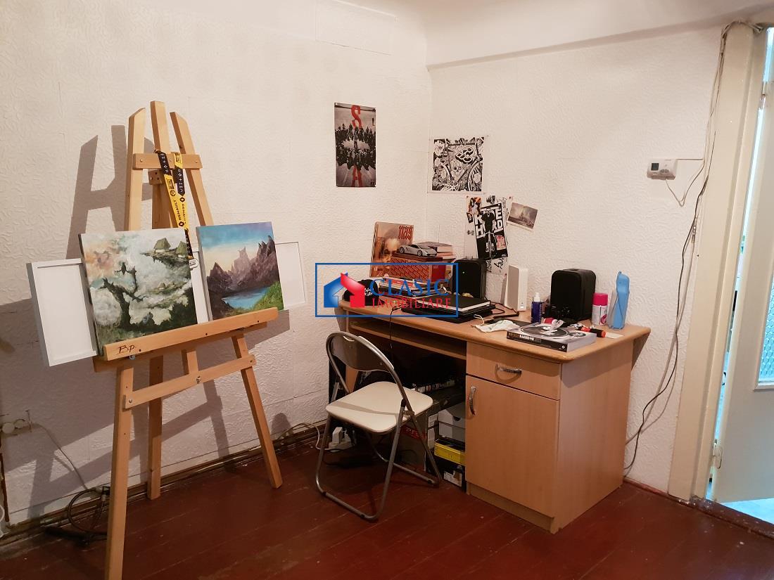 Apartament 1 camera in Centru, ideal investitie