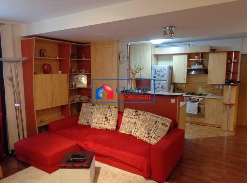 Vanzare Apartament 4 camere Gheorgheni   Scoala Internationala