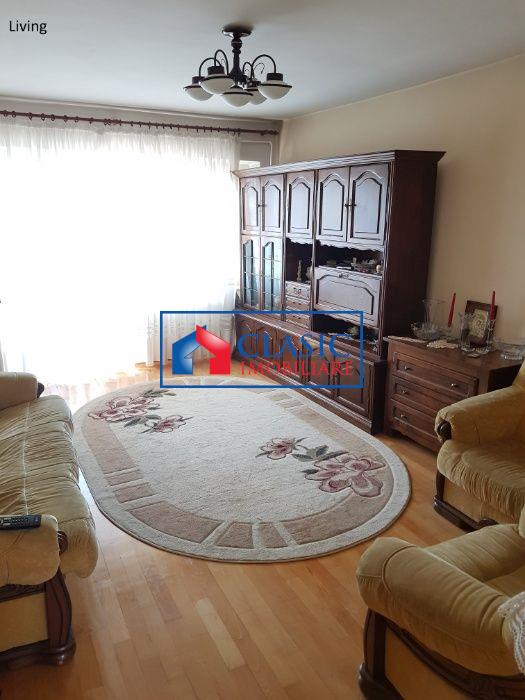 Vanzare Apartament 3 camere Marasti zona BRD, Cluj Napoca