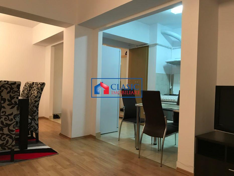 Inchiriere Apartament 2 camere modern zona Centrala str Nasaud