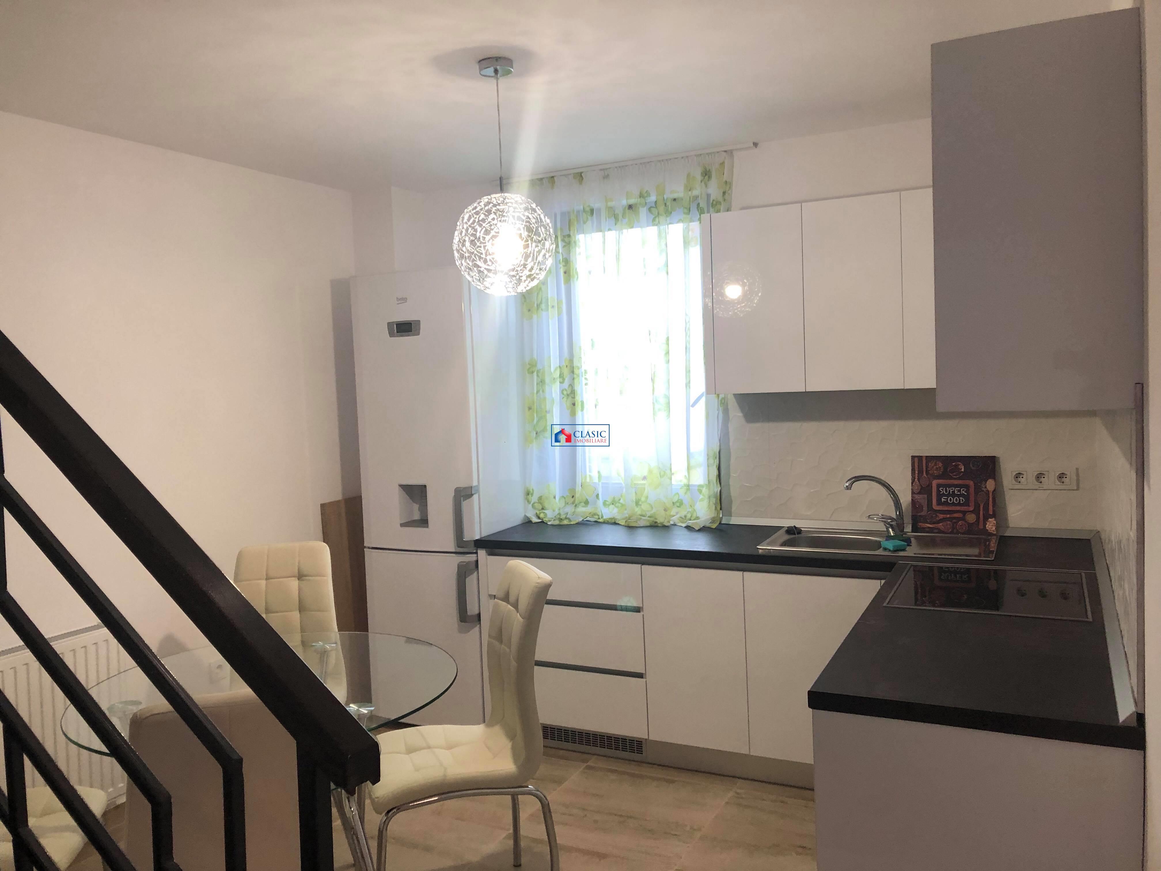Inchiriere apartament 4 camere modern in Gheorgheni, Cluj Napoca