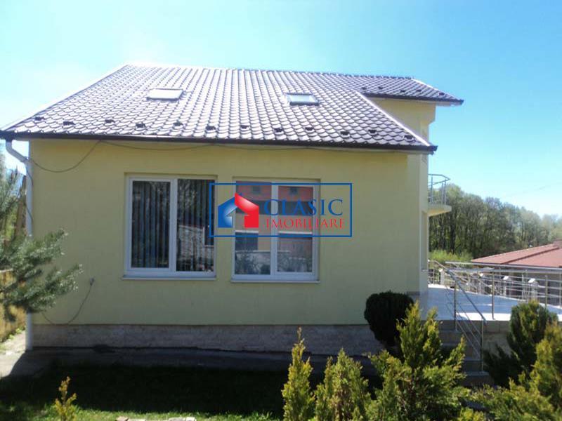 Vanzare casa individuala, piscina interioara, Faget, Cluj Napoca