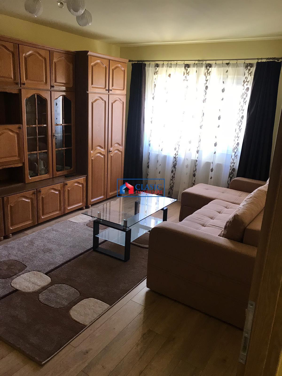 Inchiriere Apartament 2 camere decomandate modern in Zorilor