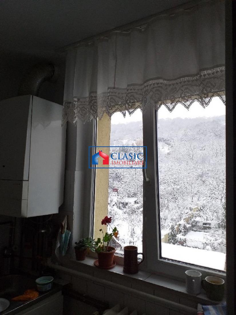 Apartament 3 camere decomandat in Grigorescu cu 2 bai si 2 balcoane