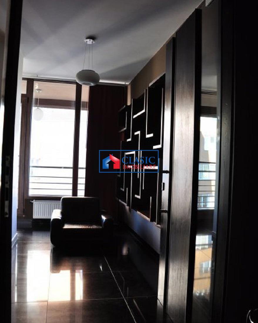 Inchiriere apartament 2 camere de lux in Plopilor zona Parcul Rozelor
