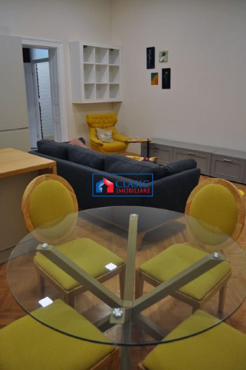 Apartament 3 camere de lux in Centru, Camera de Comert