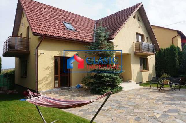 Inchiriere casa individuala mobilata si utilata Europa, Cluj Napoca