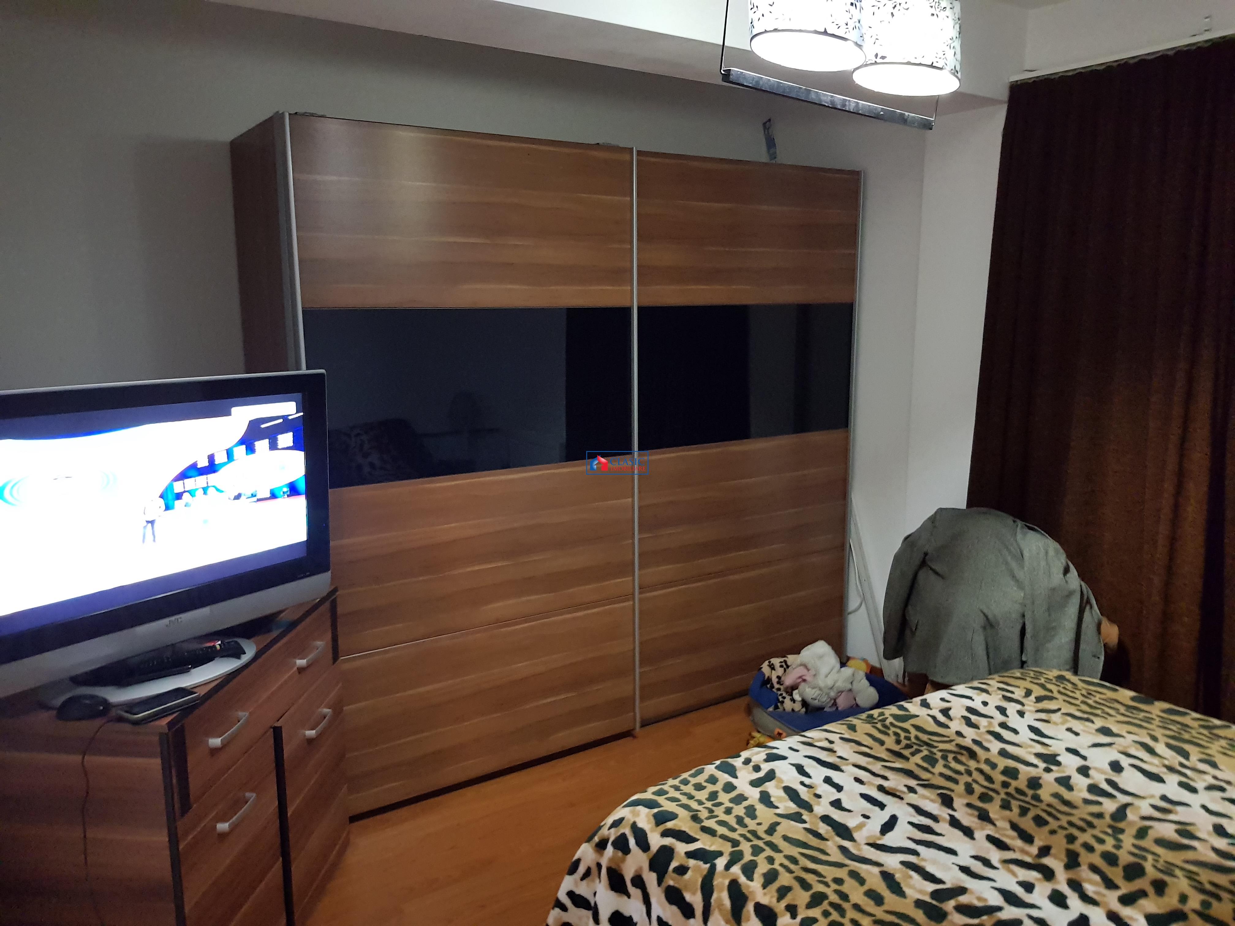 Apartament 4 camere pe 2 niveluri in Andrei Muresanu  str Becas