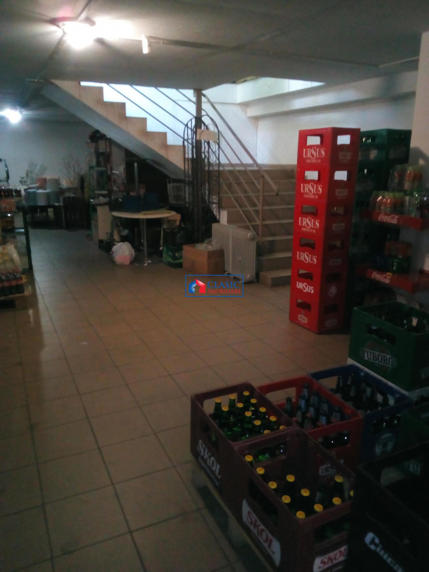 Inchiriere spatiu comercial 298 mp in Gheorgheni Interservisan