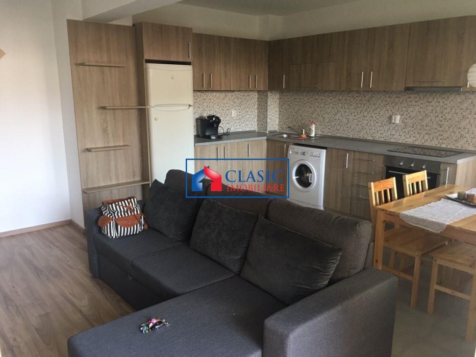 Inchiriere Apartament 2 camere cu gradina in Buna Ziua