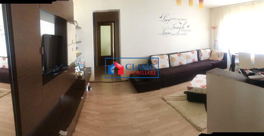Vanzare Apartament 2 camere in bloc nou Manastur str Hameiului