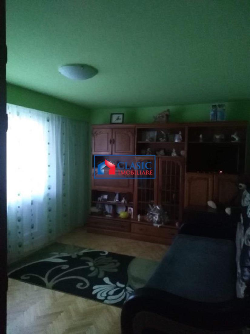 Apartament 3 camere decomandat in Manastur, finisat, beci, Mag. Nora