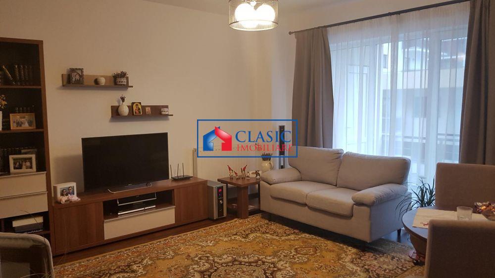 Vanzare apartament 3 camere modern in Buna Ziua zona Bonjour