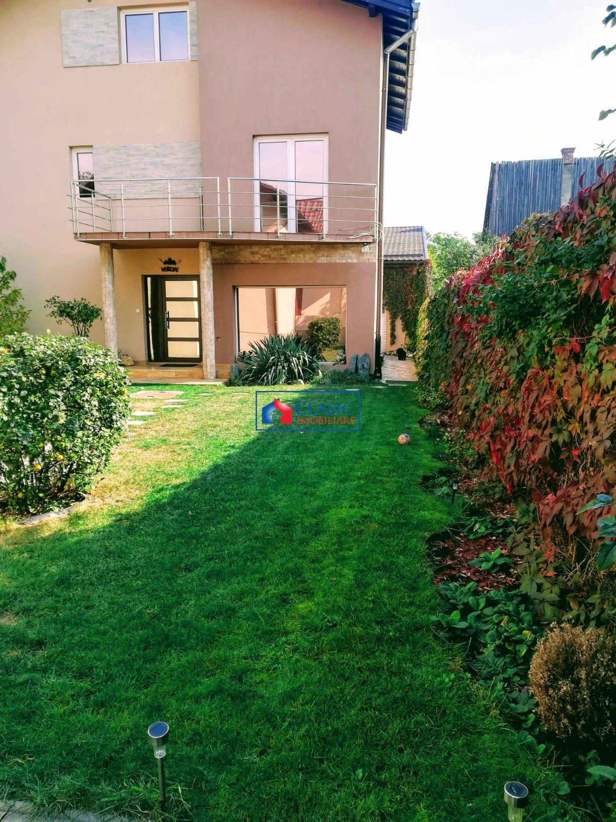 Proprietate cu 2 case Grigorescu zona Hotel Napoca, Cluj Napoca