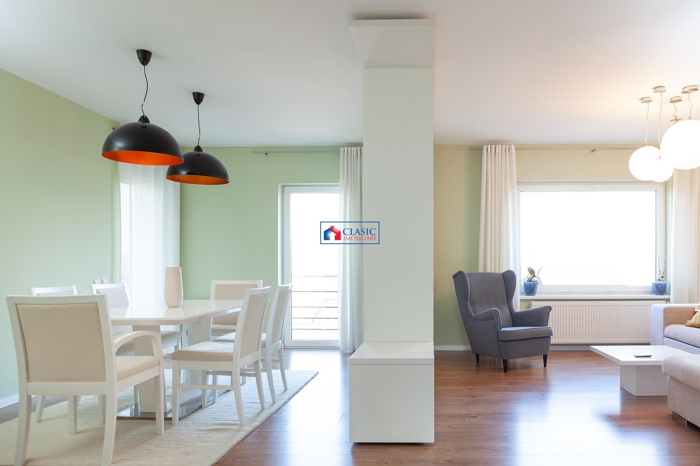 Inchiriere apartament 3 camere de LUX in Andrei Muresanu
