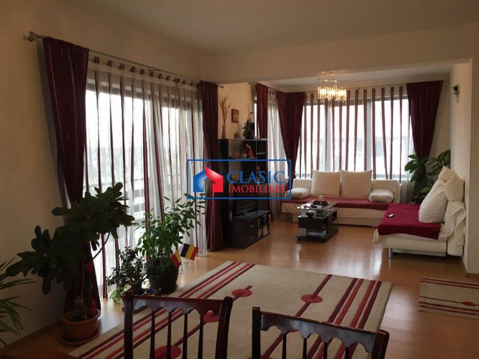 Inchiriere Apartament 3 camere de LUX zona Zorilor  Bibescu