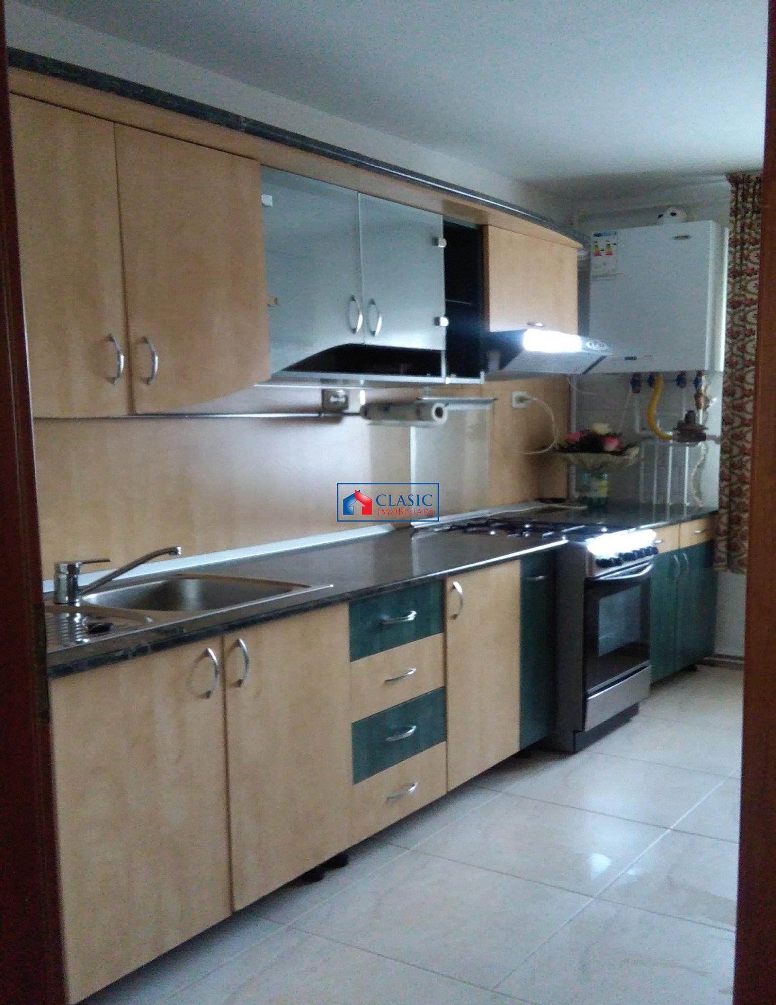 Inchiriere Apartament 3 camere decomandate in Marasti Kaufland