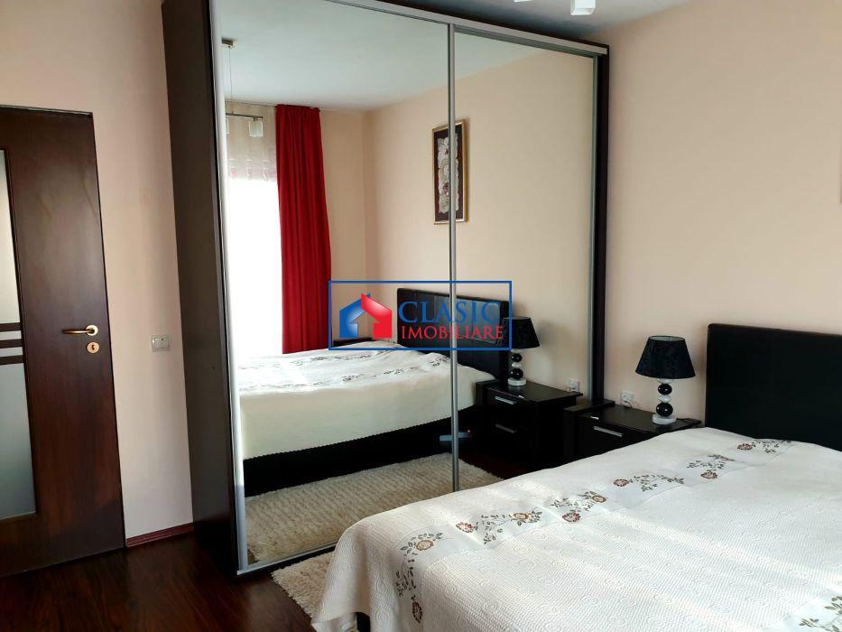 Inchiriere Apartament 4 camere modern in Buna Ziua, Cluj Napoca