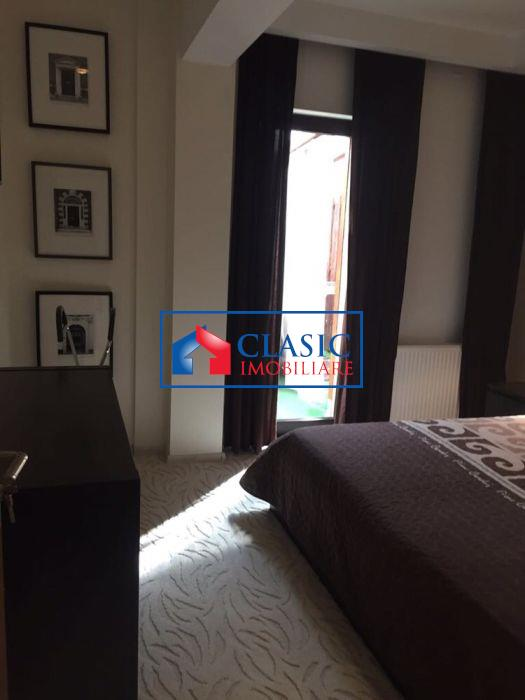 Inchiriere Apartament 2 camere de LUX cu gradina zona Zorilor
