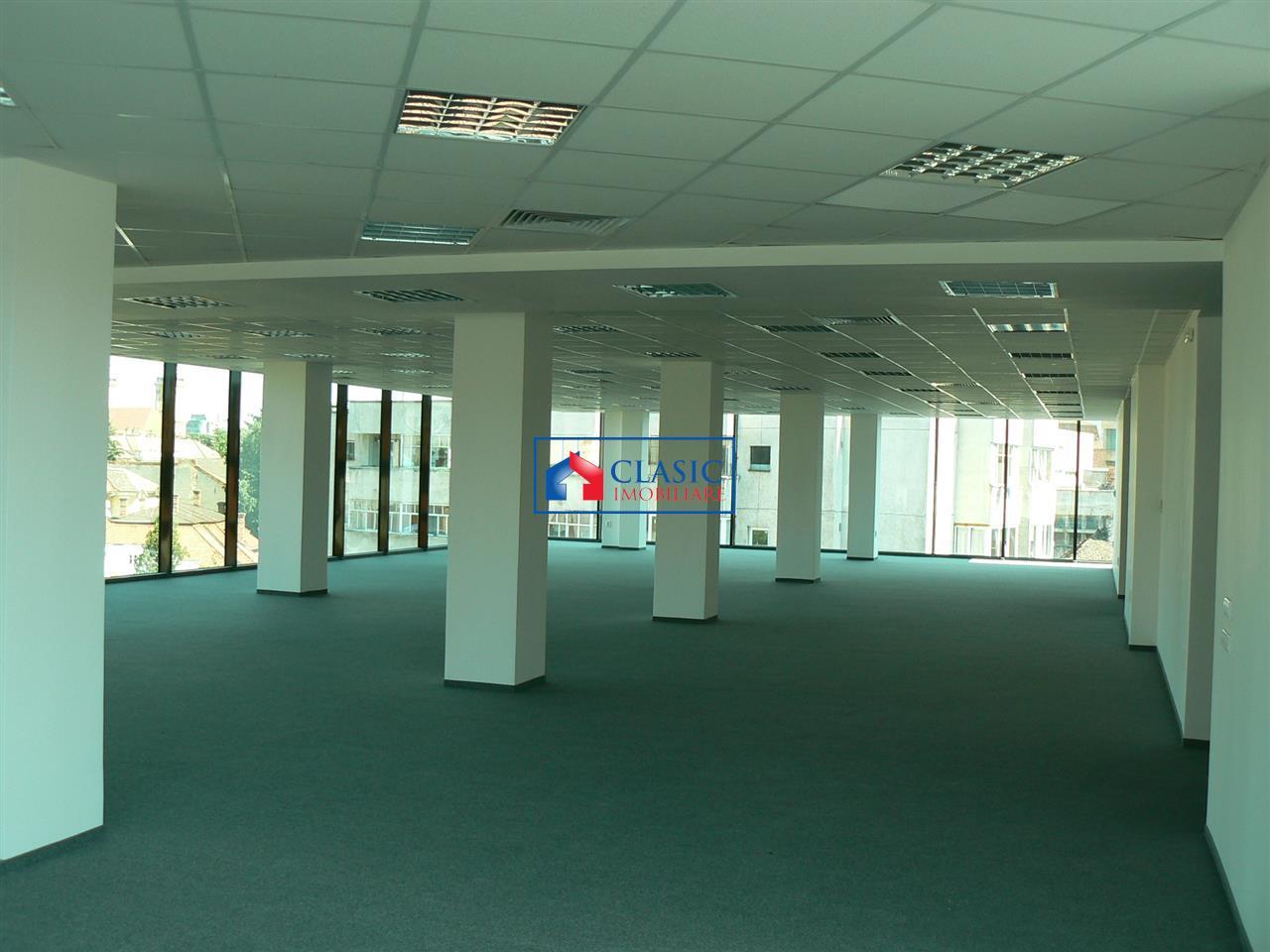 Inchiriere 375 mp spatii de birouri clasa A in Centru, Cluj Napoca