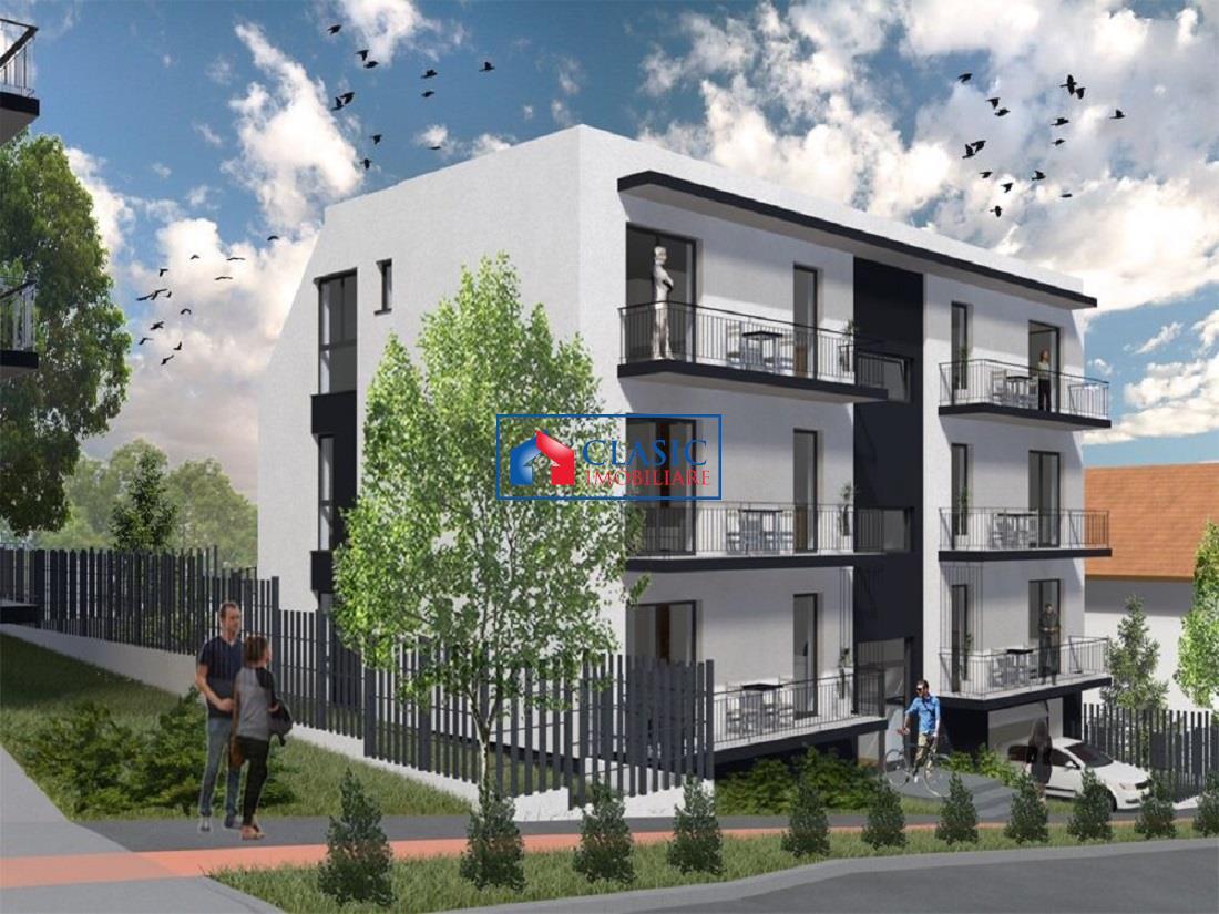 Apartament 3 camere cu terasa si garaj in Manastur, str. Campului