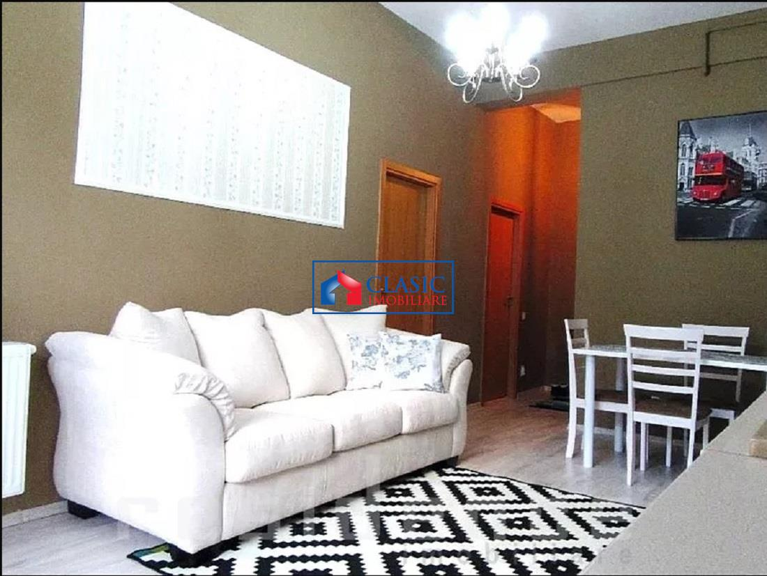Apartament 2 camere in Centru, mobilat si utilat, strada Traian