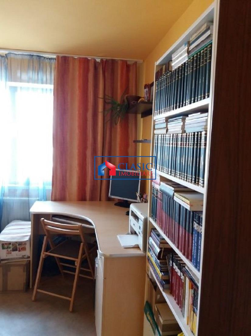 Apartament 3 camere in Manastur, Minerva, 2 balcoane, finisat