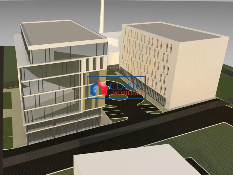 Vanzare teren cu proiect autorizat, zona Someseni, Cluj Napoca