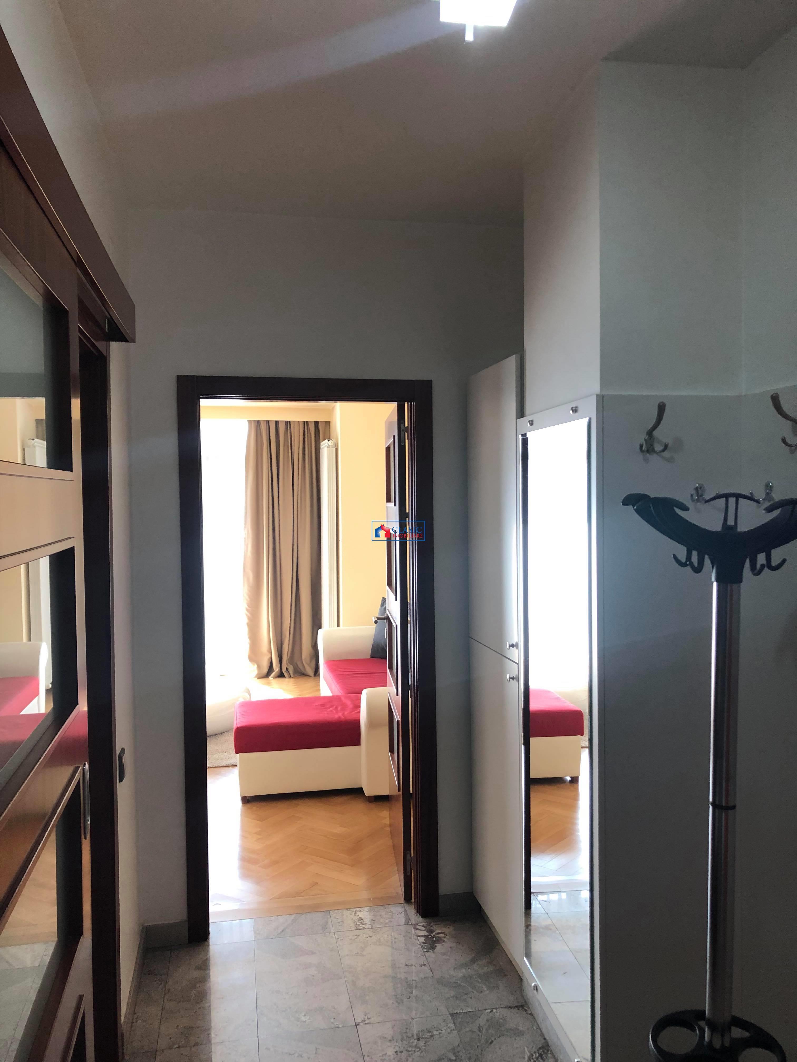 Inchiriere apartament 2 camere modern in Centru  zona Platinia Mall