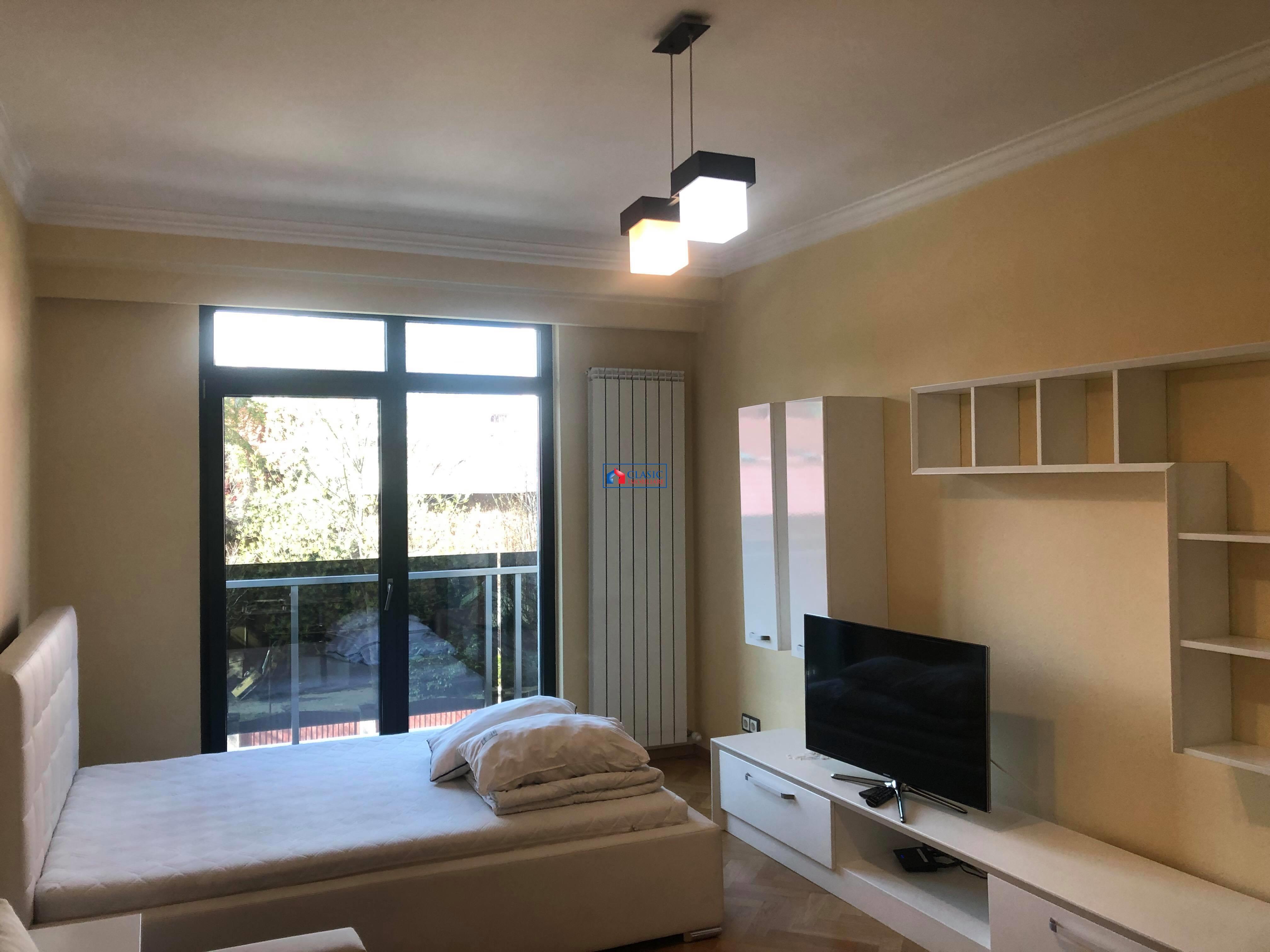 Inchiriere apartament 1 camera de LUX in Centru zona Platinia Mall