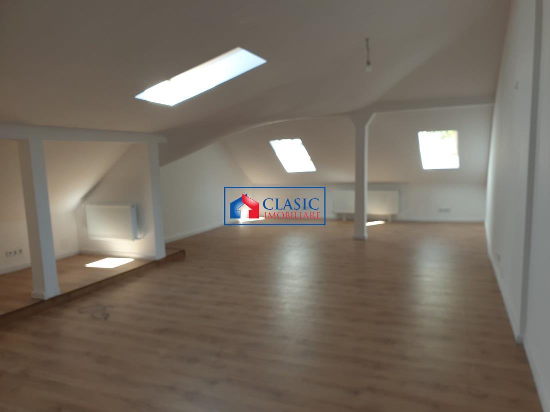 Vanzare apartament/ birou 3 camere 135 mp in Gheorgheni, zona Cipariu