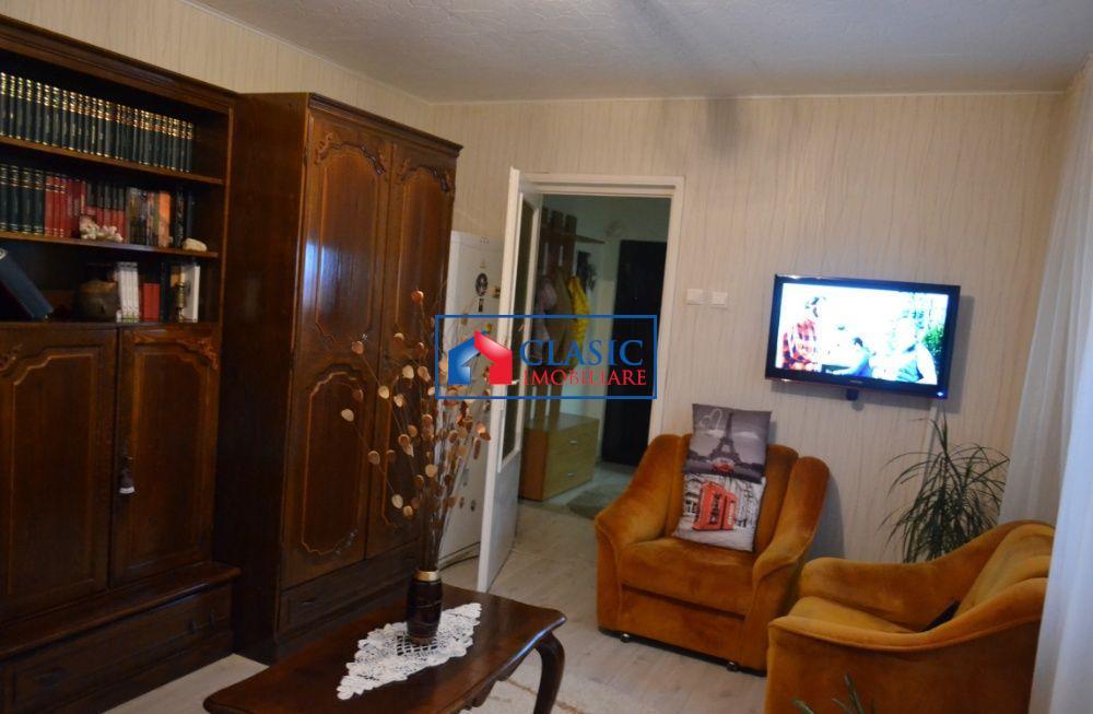 Apartament 3 camere decomandat zona BT Brancusi   Gheorgheni