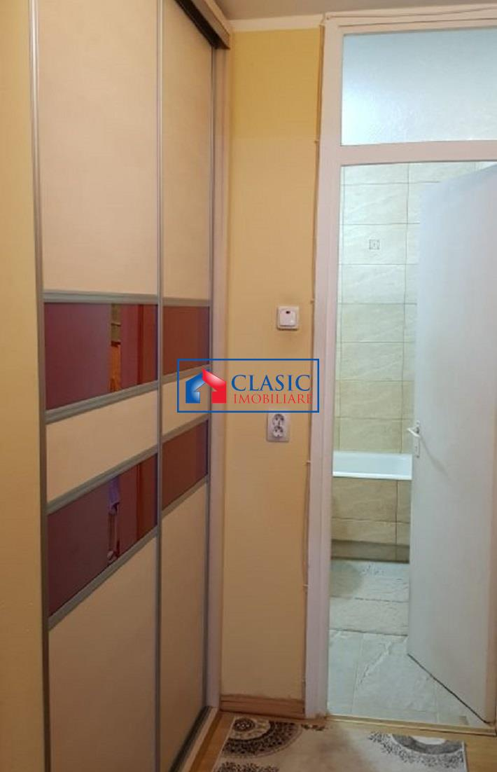 Apartament 4 camere in Manastur, etaj 1, 2 balcoane, strada Campului