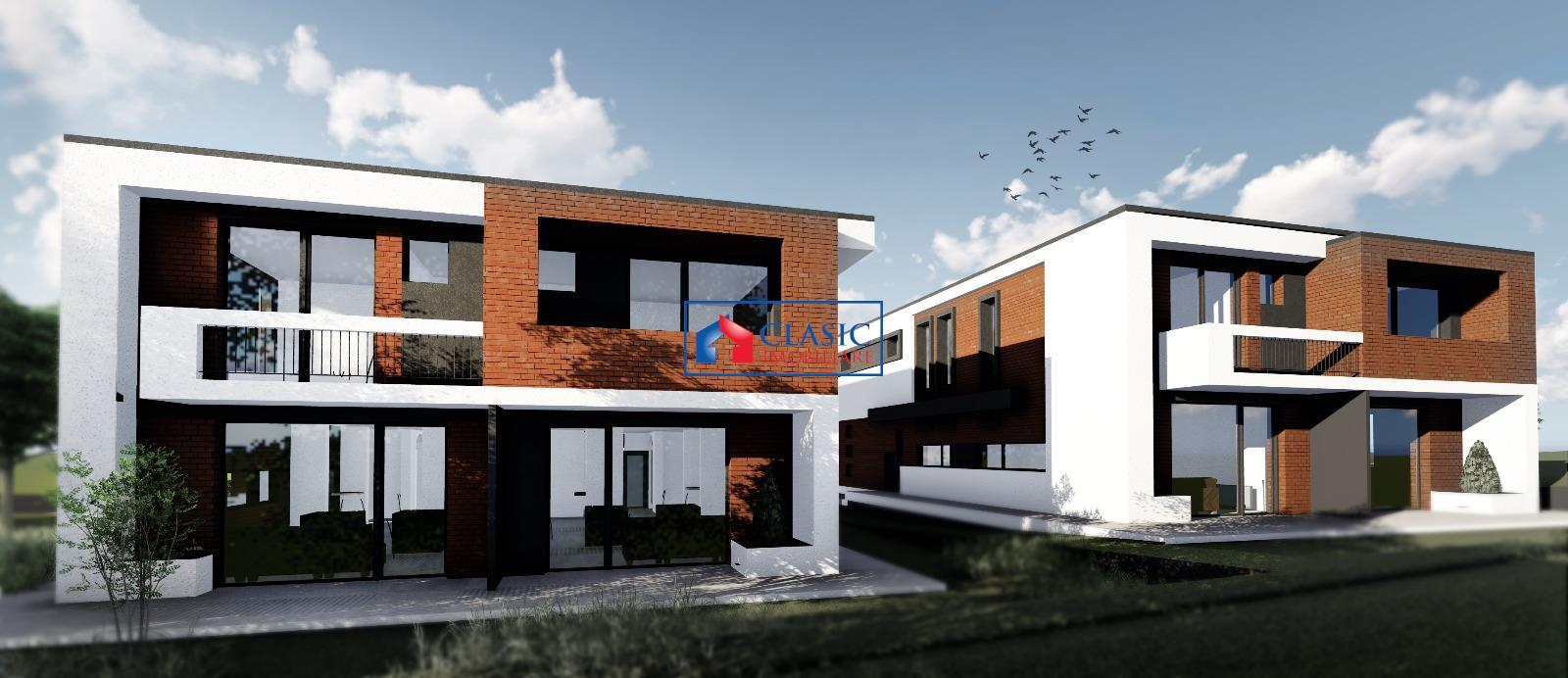 Parte duplex constructie noua de vanzare, cartier Europa, Cluj Napoca