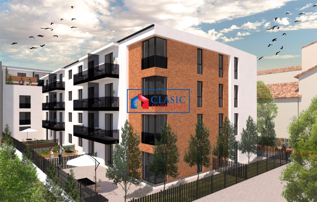Vanzare apartament 2 camere, 61 mp, zona Centru, Cluj Napoca