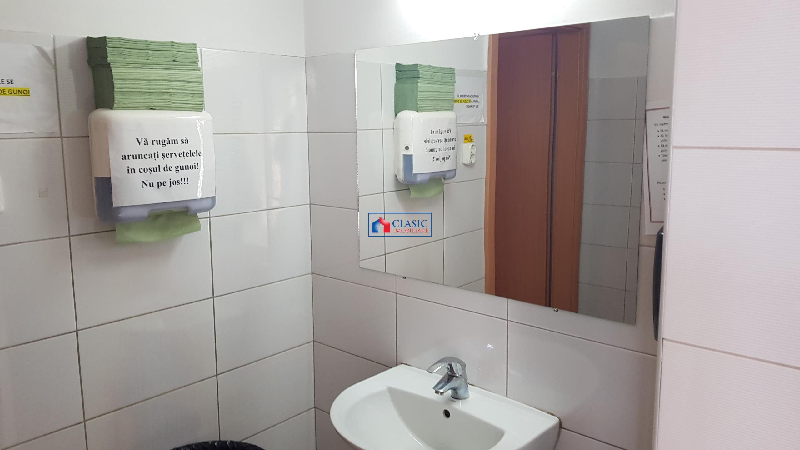 Inchiriere spatii de birouri  552 mp Semicentral, Cluj Napoca