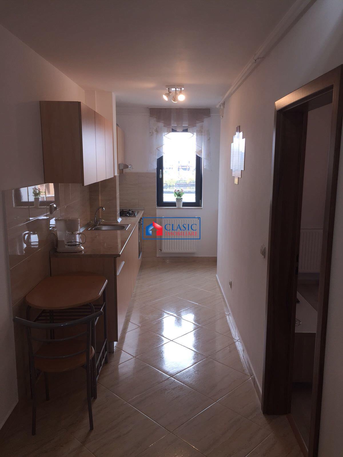 Inchiriere apartament 1 camera de LUX in Marasti Park Lake Iulius