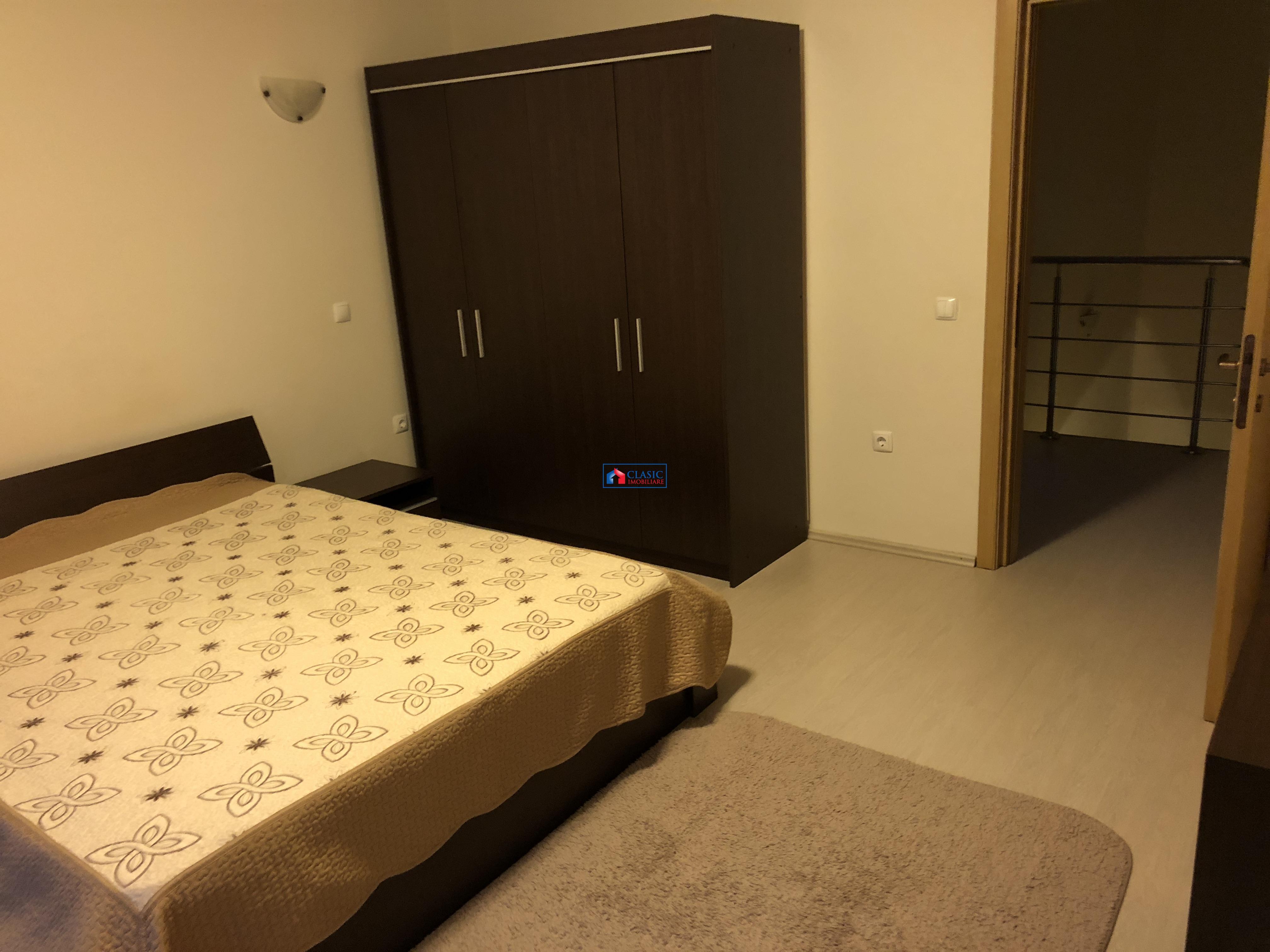 Inchiriere parte duplex 4 camere si 400 mp teren, Europa Cluj Napoca